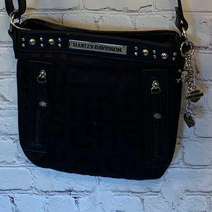 Harley Davidson like new purse